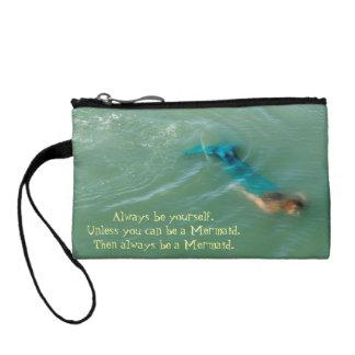 Mermaid Philosophy Coin Wallet