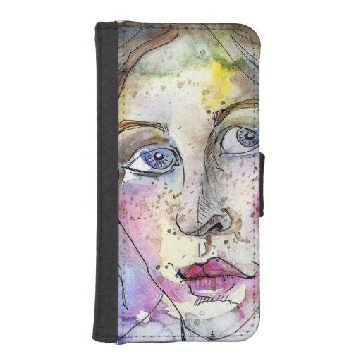 Mermaid iPhone 5 Wallet