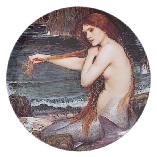 Mermaid - Plate