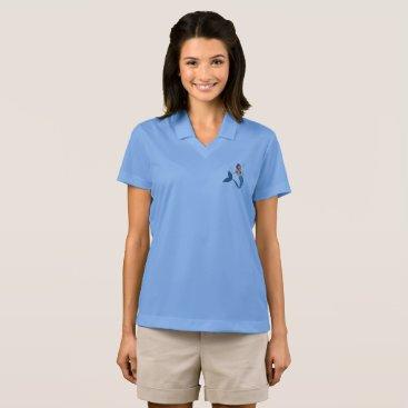 Mermaid Polo Shirt