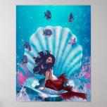 mermaid posters