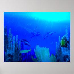 Mermaid ~Print~ Poster