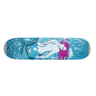 Mermaid Pro Skateboard