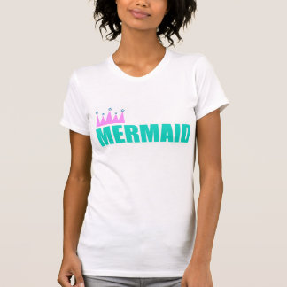 Mermaid Queen Mostly Mermaid Designs Shirt