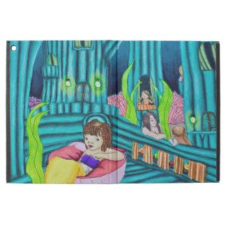 Mermaid's Hideaway IPad case