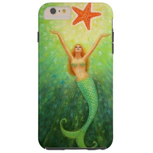 Mermaid 's Star iPhone 6 Plus case Phone Case
