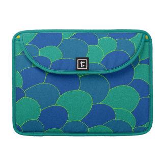 """Mermaid Scales 13"""" Macbook Sleeve MacBook Pro Sleeves"""