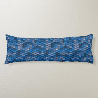 Mermaid Scales Body Pillow