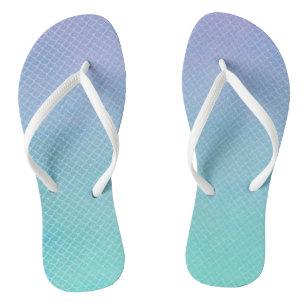 f0af699c6145 Mermaid Scales Flip Flops