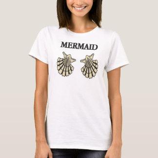 Mermaid - Scallop Shell Bra For Women T Shirt