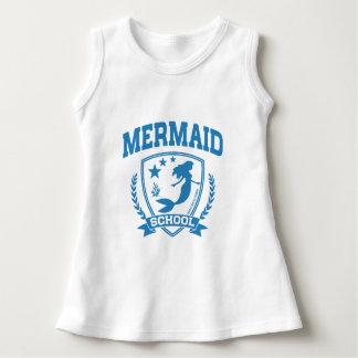 Mermaid School Dress