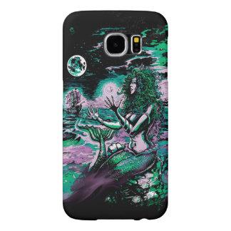 Mermaid Sea Pearl Samsung Galaxy S6 Case