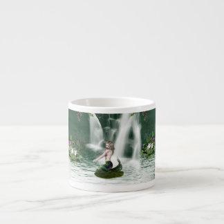 Mermaid Shower Specialty Mug Espresso Cups