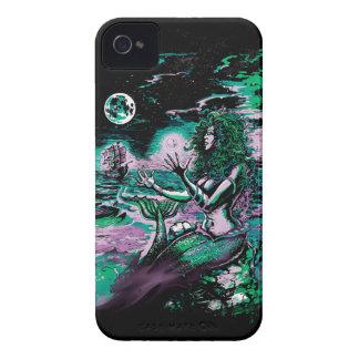 Mermaid Siren Atlantis Pearl iPhone 4 Covers