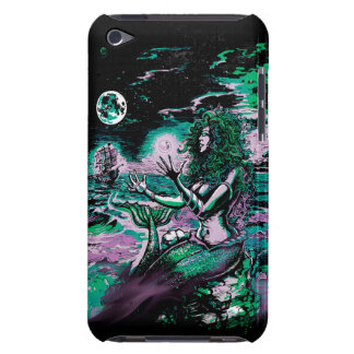 Mermaid Siren Atlantis Pearl iPod Touch Cover