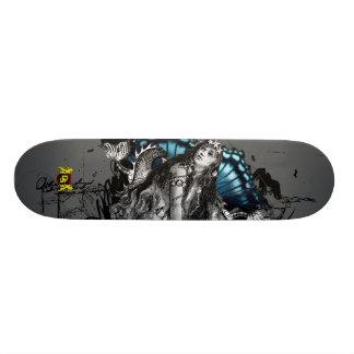 Mermaid Skate Deck