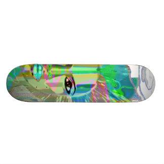 Mermaid Skateboard Deck