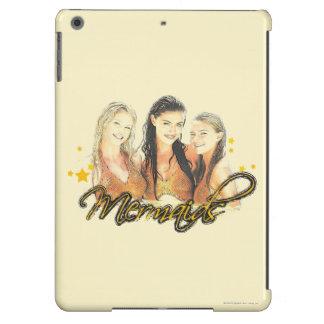 Mermaid Sketch iPad Air Covers
