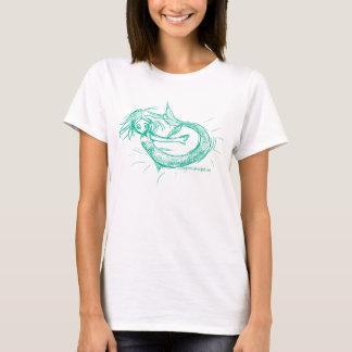 Mermaid Sketch TShirt