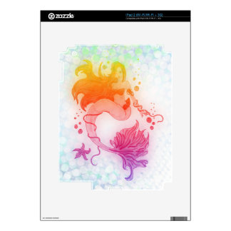 mermaid skins for the iPad 2