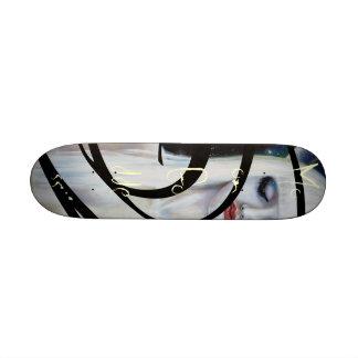 Mermaid Song Skateboard Deck