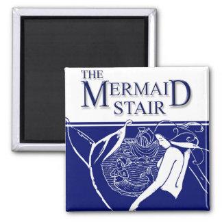 Mermaid Stair magnets