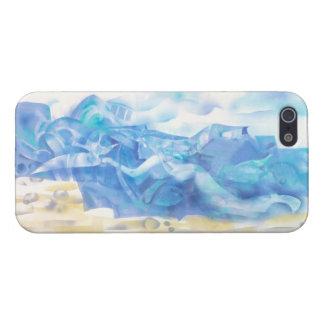 Mermaid Stanislav Stanek Cases For iPhone 5