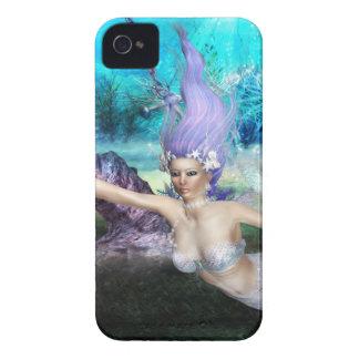 Mermaid Swimming Case-Mate iPhone 4 Case