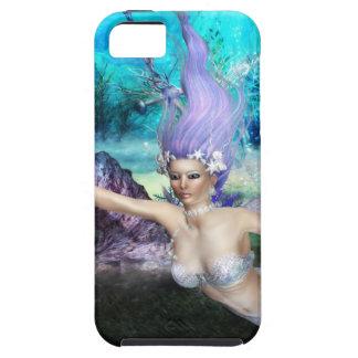Mermaid Swimming iPhone SE/5/5s Case