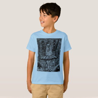 Mermaid T-shirt kids
