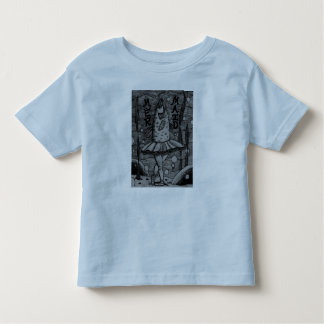Mermaid T-shirt toddler