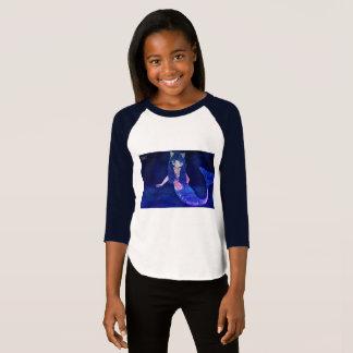 Mermaid t-shirt Top Tee