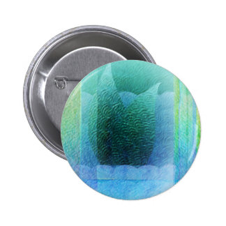 Mermaid Tail Abstract 2 Pinback Button
