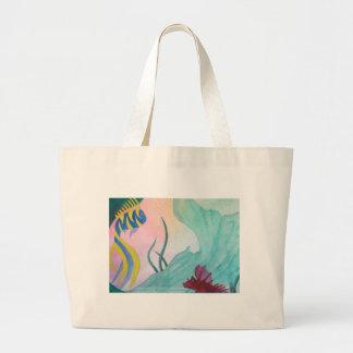 Mermaid Tail & Fish Bag