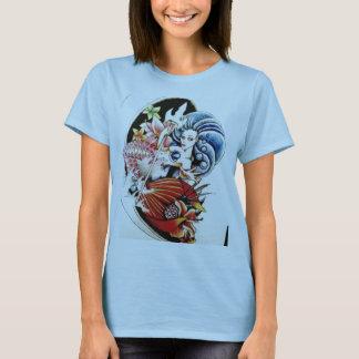 Mermaid_Tattoo_Design T-Shirt