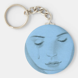 Mermaid  Tears Keychain