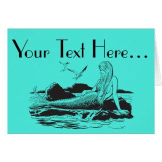 Mermaid Template