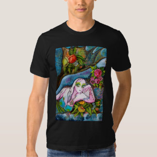 Mermaid The Garden of Delights Shirt