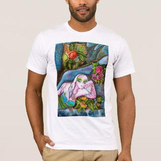 Mermaid The Garden of Delights T-Shirt