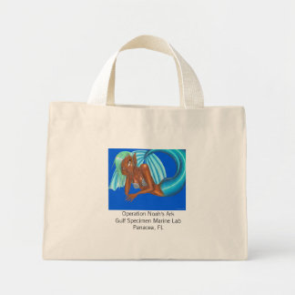 Mermaid Tote Bag