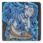 Mermaid Trivet (You can Customize)
