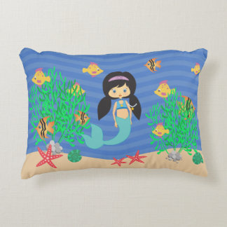 Mermaid Pillows - Decorative & Throw Pillows Zazzle