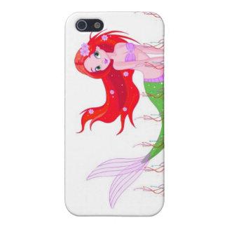 Mermaid under the sea iPhone SE/5/5s case