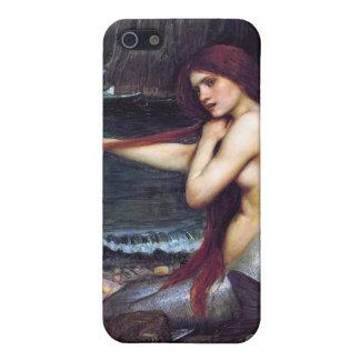 Mermaid Vintage Pre-Raphaelite  iPhone 5 Covers