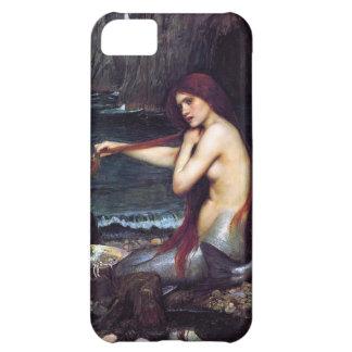 Mermaid Vintage Pre-Raphaelite J W Waterhouse iPhone 5C Case