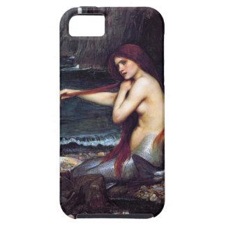 Mermaid Vintage Pre-Raphaelite J W Waterhouse iPhone 5 Cover