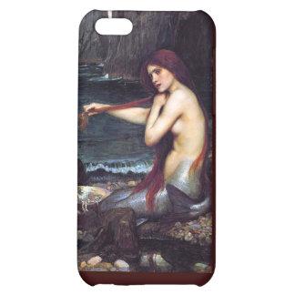 Mermaid Vintage Waterhouse Pre-Raphaelite Cover For iPhone 5C