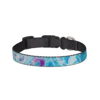 Mermaid water Dog Collar