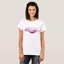 Mermaid Water Polo Team T-Shirt