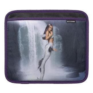Mermaid Waters iPad Sleeves